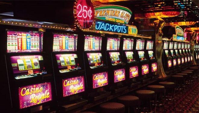 Игровые слоты Вулкан казино