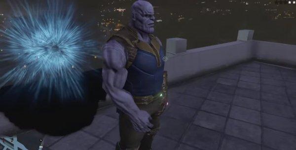 Злодей из «Мстителей» стал главным героем в GTA V