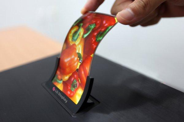 Новые iPhone оснастят OLED-экранами от LG