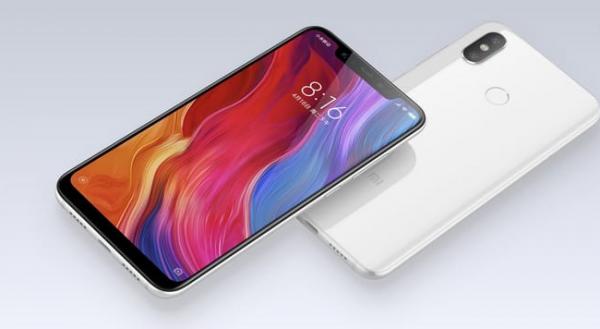 Xiaomi представила смартфон Mi 8