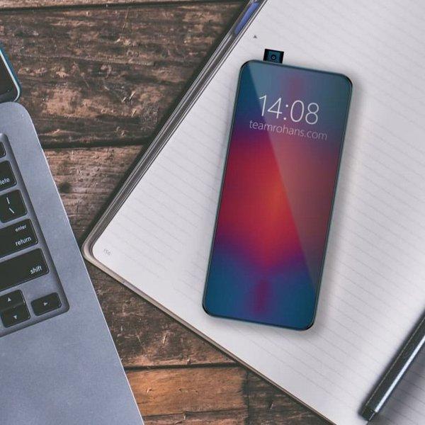 В Сети назвали дату презентации смартфона Lenovo Z5