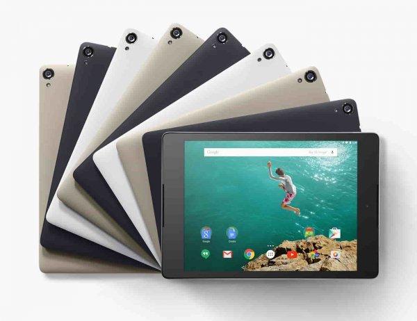 Компания Google отказалась от выпуска планшетов