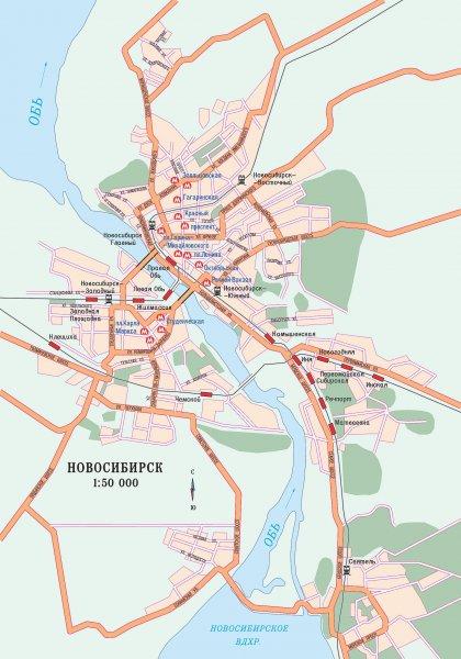 «Яндекс» обозначил любителей порно Новосибирска на карте