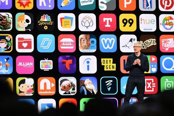 В Apple пообещали ускорить старые iPhone в полтора-два раза