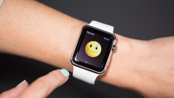 Следующие версии Apple Watch будут иметь сенсорные кнопки