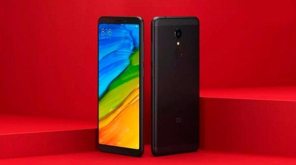 Обвал цен: В России Xiaomi Redmi 5 продают всего за 8 600 рублей