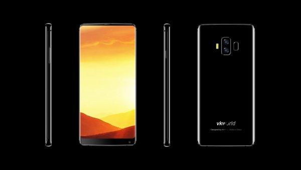 Суперсовременный смартфон VKworld S8 резко упал в цене