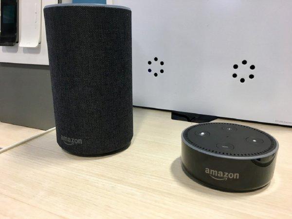 Голосовой помощник Amazon Alexa появится в гостиницах Marriot