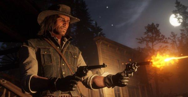 Игра Red Dead Redemption 2 от создателей GTA V выйдет на PC