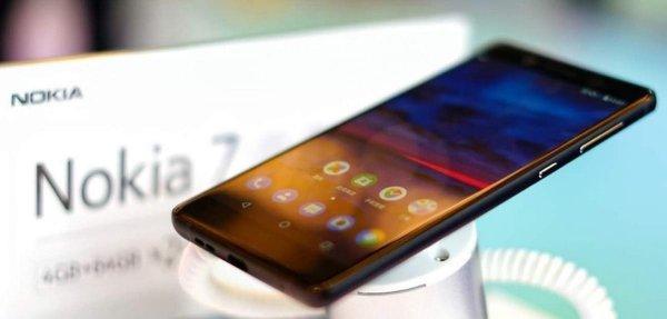 Nokia 7 Plus выйдет с дополненной реальностью