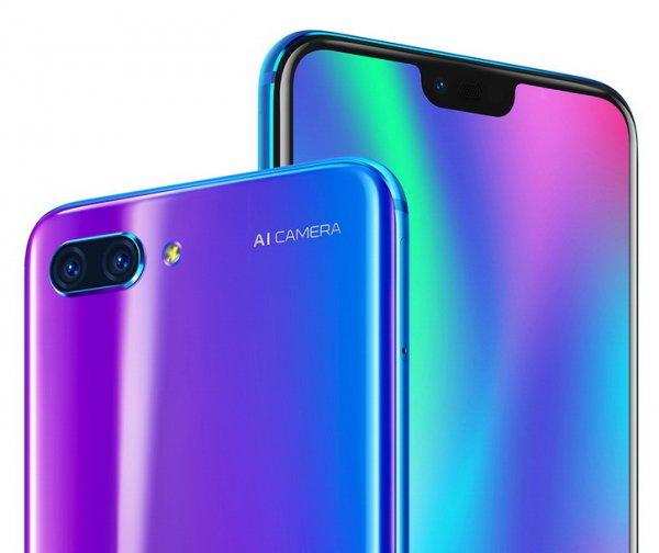 Huawei выпустит смартфон Nonor Note с самым огромным дисплеем