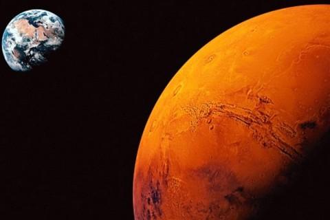 На Марсе обнаружили органические молекулы метана