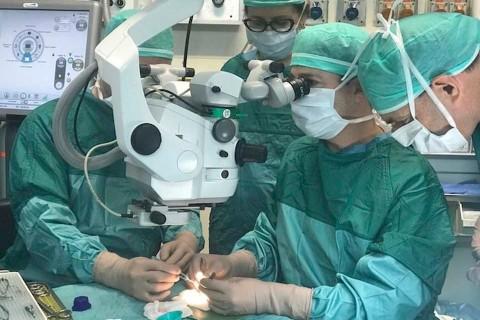 В Израиле врачи пересадили женщине в глаз зуб, чтобы она начала видеть