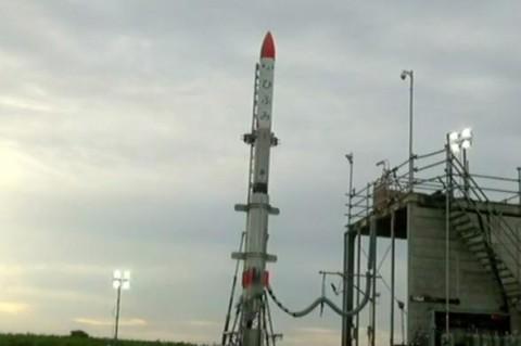 Японцы неудачно запустили первую в стране ракету частной разработки