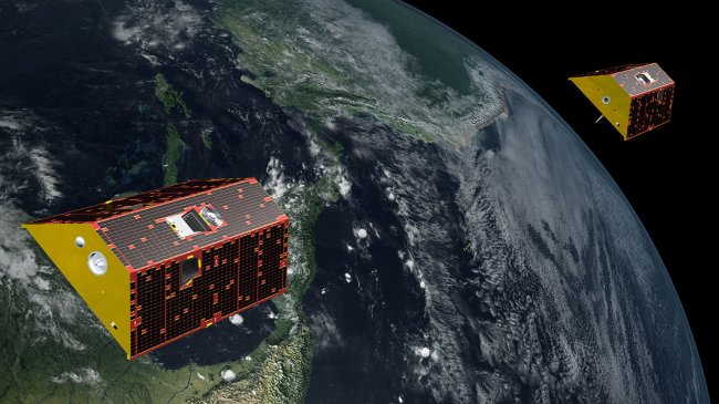 В NASA рассказали о перестрелке лазерами в космосе