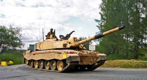 Недочёты в конструкции британского танка превращают его в «огненный шар»