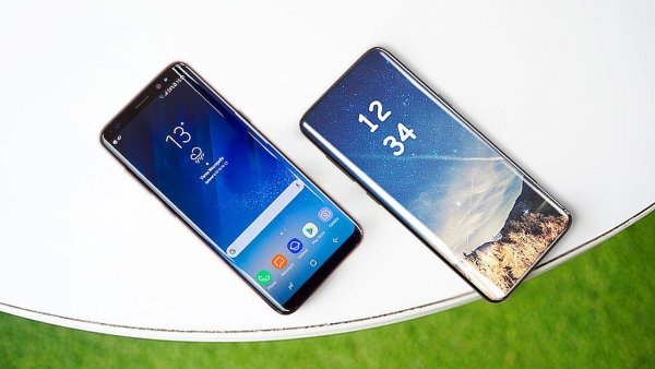 Samsung Galaxy S10 выйдет с пятью камерами