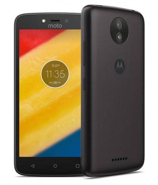 Сервис ANATEL показал первые характеристики бюджетного Motorola Moto C2