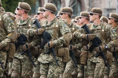 В Украине создали военную форму, которая останавливает кровь