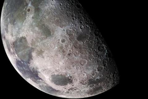Астрономы предположили, что на Луне могла существовать жизнь