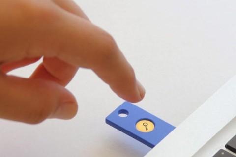 В Google создали брелок для хранения паролей
