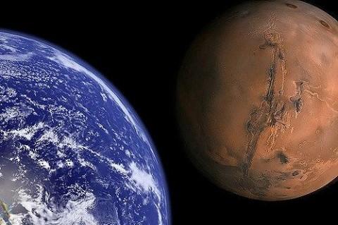 Привет, сосед: Марс рекордно близко подойдет к Земле