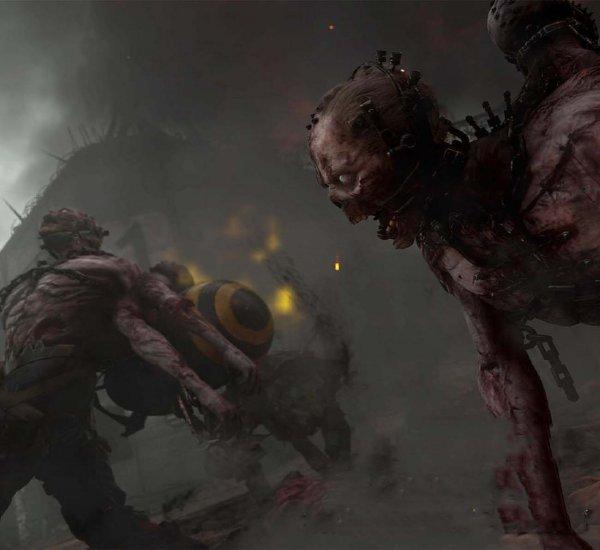 Слепой геймер убил более 7000 врагов в Call of Duty: WWII