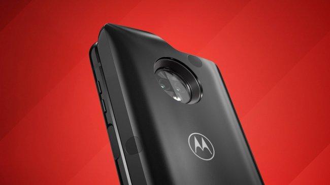 Американская компания Motorola представила первый в мире 5G смартфон