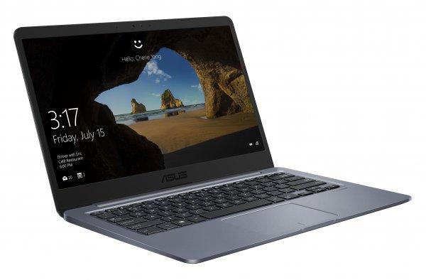 Asus выпустила бесшумный ноутбук, работающий до 14 часов автономно
