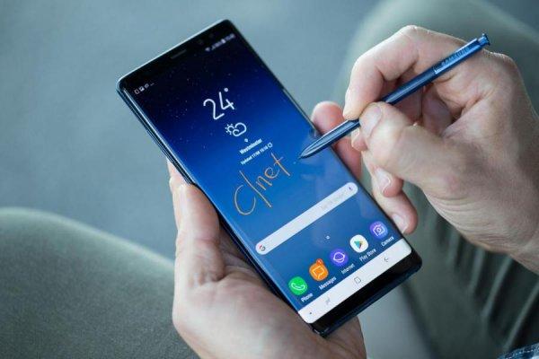 Samsung продаст 12 млн Galaxy Note 9