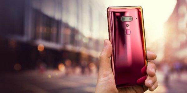 Эксклюзивный HTC U12 PLUS FLAME RED теперь доступен в США и Канаде