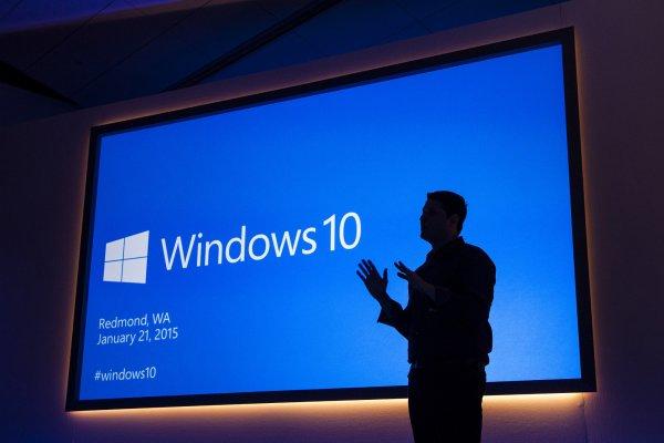 Microsoft сделала России приятно новым обновлением Windows 10