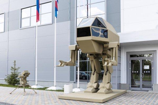 «Руки-базуки в реальности»: В Сети предсказали прогресс робота-убийцы «Игорька»