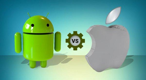 Аналитики: Пользователи стали больше отказываться от Android в пользу iOS