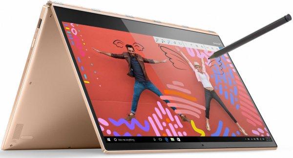 Ноутбук Lenovo Yoga Book C930 получил дисплей E Ink вместо клавиатуры