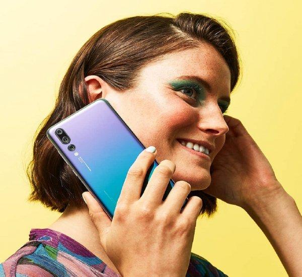 Huawei в России меняет старые телефоны на новые