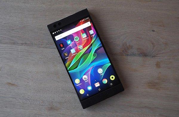 Игровой смартфон Razer Phone значительно подешевел