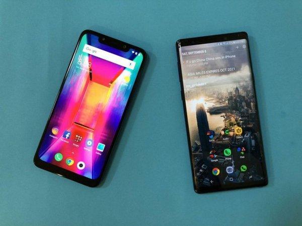 Pocophone от Xiaomi за $300 внезапно смог конкурировать с Galaxy Note 9 за $1250