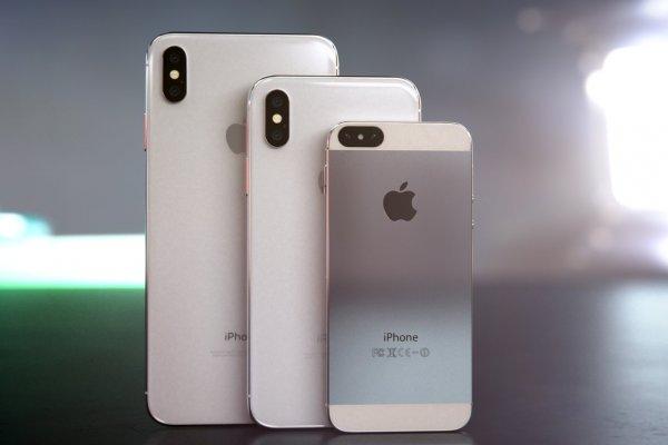 Рассекречена точная ёмкость аккумуляторов новых iPhone
