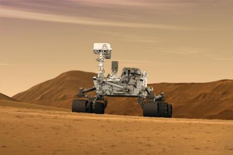 Изучение Марса с помощью Curiosity приостановили
