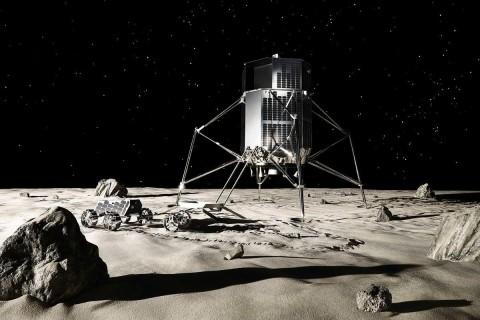 SpaceX отправит к Луне частный японский аппарат