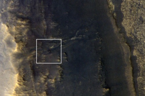 NASA обнаружило пропавший марсоход Opportunity