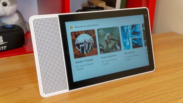 Презентован смарт-экран Google Hub с мощным ПО