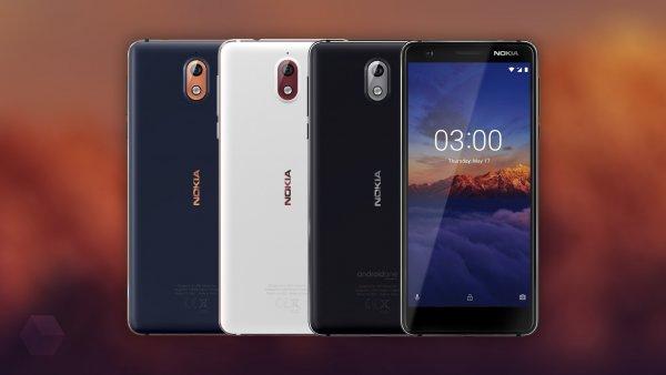Анонсирован смартфон Nokia 3.1 Plus по цене 13 000 рублей
