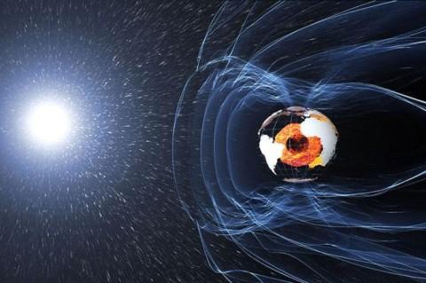 Ученые обнаружили у Земли второе магнитное поле