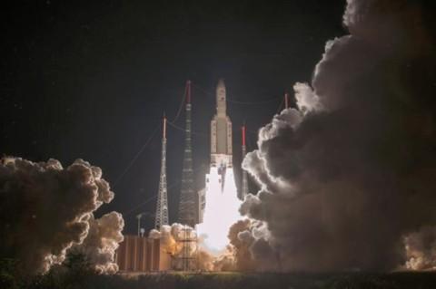 К Меркурию стартовала первая европейская миссия