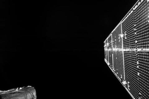 В Сети появился первый снимок с миссии к Меркурию