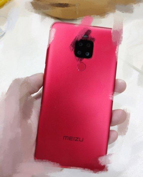 Meizu Note 8 Plus с 4 камерами обойдётся в 12500 рублей