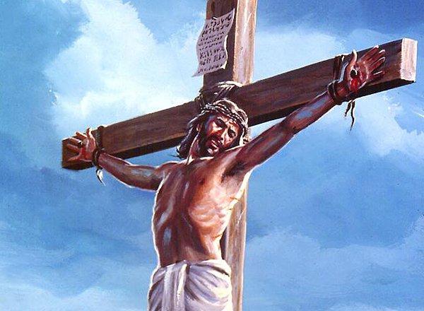 Facebook ввел запрет на изображение распятого Христа