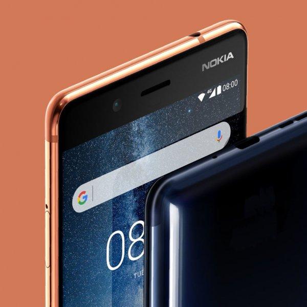 Nokia 8 пока не получит обновление Android Pie